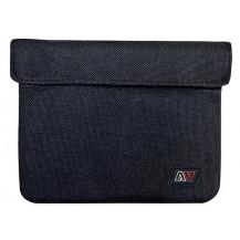 Avert Pocket Bag - Black - Front View