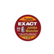 Cometa JSB Exact Jumbo Monster - Cal .22 - 5.5 mm Pellets