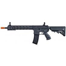 """Tippmann Recon AEG Carbine Air Rifle - 14.5"""", Black - left side"""