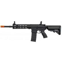 """Tippmann Commando AEG Carbine Airgun - 14.5"""", Black - Right side"""