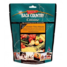 Back Country Cuisine Chicken Tikka Masala Freeze Dried Meal
