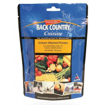 Back Country Cuisine Instant Mashed Potato Freeze Dried Meal Complement
