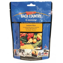 Back Country Cuisine Instant Rice Freeze Dried Meal Complement
