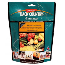 Back Country Cuisine Moroccan Lamb Freeze Dried Meal