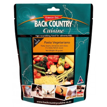 Back Country Pasta Vegetariano Freeze Dried Meal