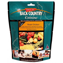 Back Country Cuisine Roast Chicken Freeze Dried Meal