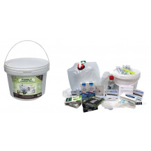 BCB Covid-19 Family Survival Pack - White