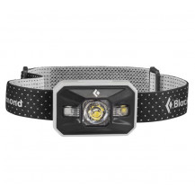 Black Diamond Storm F17 Headlamp - 350lm, Aluminium