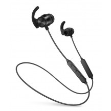 TaoTronics Sport Boost Bluetooth In-Ear Headphones - Black