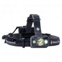 Black Diamond Icon Aluminium Headlamp - 500lm, 100m