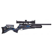 Daystate Red Wolf HP Hi-Lite PCP Air Rifle - 5.5 mm, Blue Laminate - Please Note: Rifle comes without scope.