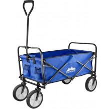 Blue Mountain Collapsible Folding Outdoor Utility Wagon