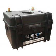 Blue Nova BN26V-77-2k Mini Lithium Iron Yttrium Phosphate Battery