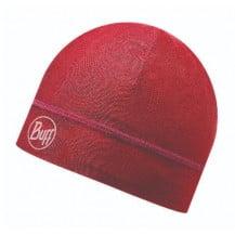 Buff 1 Layer Coolmax Hat - Soild Red
