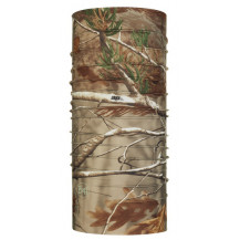 Buff Coolnet UV+ Multifunctional Headwear - Real Tree Ap, Forest Green