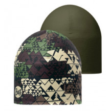 Buff Reversible Coolmax Hat - Tad, Military