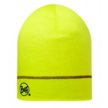 Buff Wool 1 Layer Hat - Solid Lime