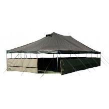 Tentco Bush Marquee Tent - 5m x 10m x 3.3m