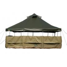 Tentco Bush Marquee Tent - 5m x 5m x 3.3m