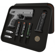 Byrna HD Ready Pepper Pistol Kit - Grey
