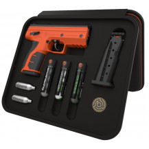 Byrna HD Ready Pepper Pistol Kit - Orange