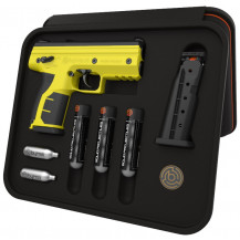 Byrna HD Ready Pepper Pistol Kit - Yellow
