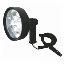 GAMEPRO OTUS 12V SPOTLIGHT 3500 LUM 36W LED W/BAG & RED FILTER