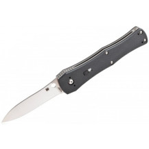 Spyderco Janisong Folder G-10 Plainedge Knife - C191GP