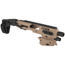 CAA Micro Roni Micro S&W M&P Conversion Kit - Khaki