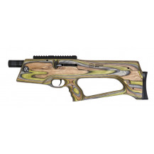 AirMaks Caiman X Bullpup PCP Air Rifle - 5.5mm, Laminate Green - main