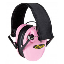 Caldwell E-Max Low Profile Ear Muffs - Pink