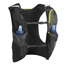 Camelbak 2020 Ultra Pro 1L Hydration Vest - Graphite/ Sulphur Spring, S
