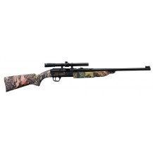 Daisy Air Rifle - Mossy Oak Grizzly Model 840C with Scope