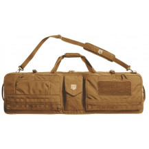 Cannae Pro Gear Triplex Acies Rifle Range Bag - Coyote
