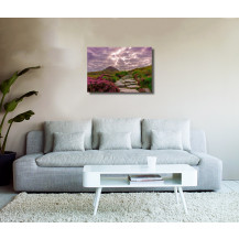 Custom Canvas Print - A2