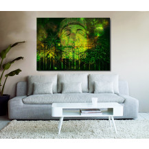 Canvas Prints Abstract Art - A0, ABA012