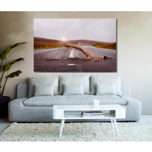 Canvas Prints Abstract Art - A0, ABA015