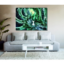 Canvas Prints Abstract Art - A0, ABA04