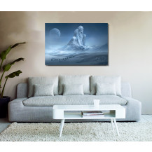 Canvas Prints Abstract Art - A1, ABA16