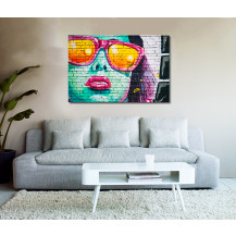 Canvas Prints Abstract Art - A1, ABA19