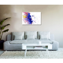 Canvas Prints Abstract Art - A2, ABA211