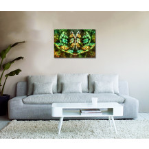 Canvas Prints Abstract Art - A2, ABA23