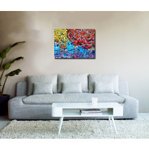 Canvas Prints Abstract Art - A2, ABA28