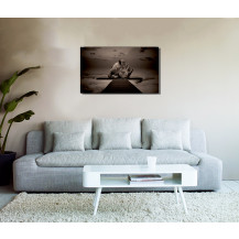 Canvas Prints Big 5 Collection - A2, Rhino 1