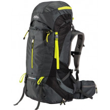 Capestorm Overland II 65 Hiking Backpack - Grey, 65L