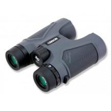 Carson 3D Series 8x42mm HD Waterproof  Binocular - Black/Grey