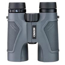 Carson 3D Series 10x42mm HD Binocular - Grey