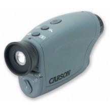 Carson Aura 2-4x Digital Night Vision Monocular/Camcorder - Blue/Black