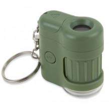 Carson MicroMini 20x LED Pocket Microscope - Green