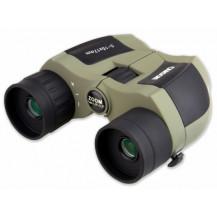 Carson MiniZoom 5-15x17mm Compact Binocular - Black/Tan